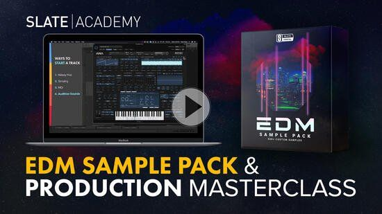 EDM Production Deep Dive Masterclass TUTORiAL