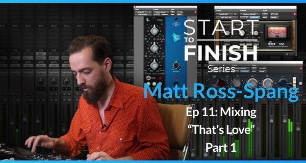 Episode 11 Mixing Thats Love Part 1 TUTORiAL-SYNTHiC4TE