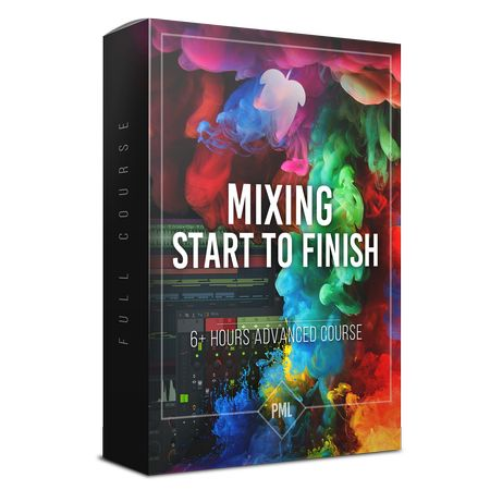 Mixing Course from Start to Finish in FL Studio TUTORiAL