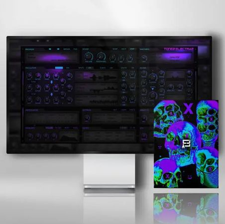 Ghost Face (ElectraX Bank)