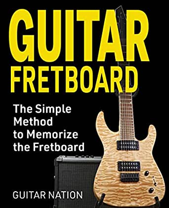 Guitar Fretboard The Simple Method to Memorize the Fretboard