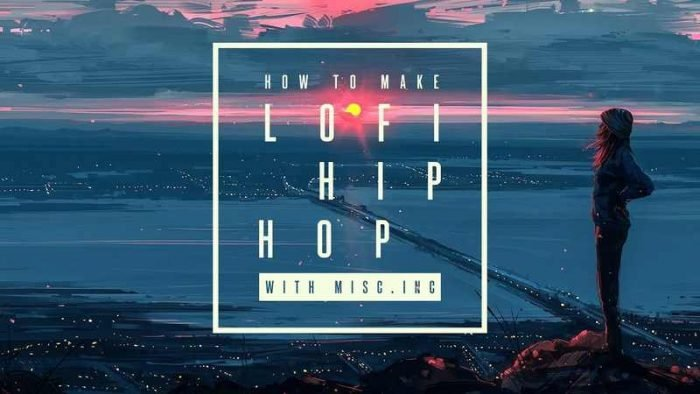 How To Make Lo-Fi Hip Hop with Misc.Inc TUTORiAL-SYNTHiC4TE