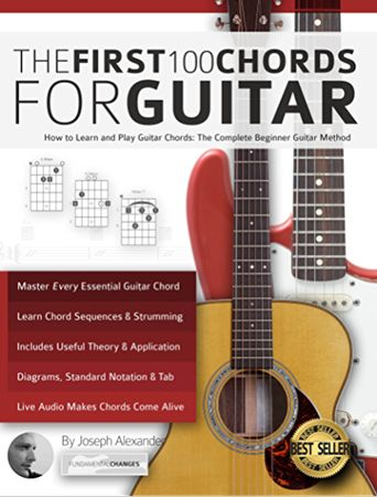 How to Learn and Play Guitar Chords 100 Chords for Guitar