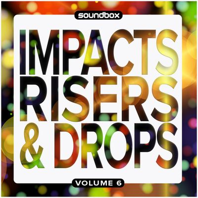 Impacts Risers and Drops 6 WAV