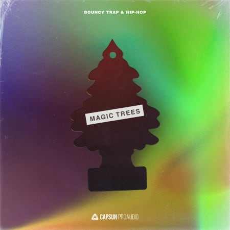 Magic Trees Bouncy Trap And Hip Hop WAV-FLARE