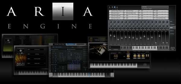 Plogue ARIA Engine v1.9.6.7 Incl Patched and Keygen-R2R