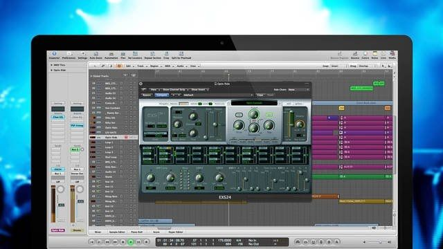 Producing Electronic Music with Logic Pro TUTORiAL