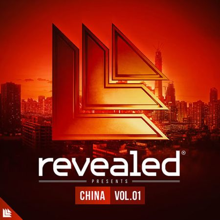 Revealed China Vol 1 WAV FXP-SYNTHiC4TE