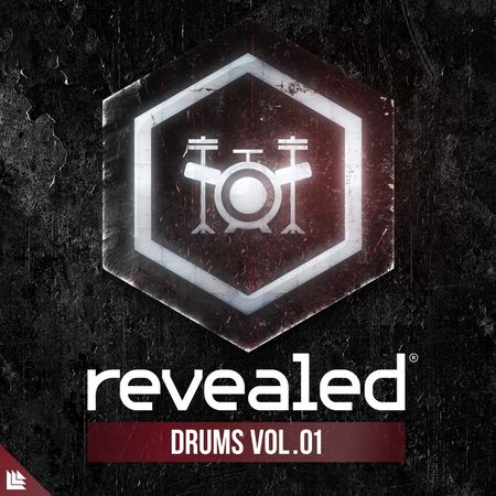Revealed Drums Vol. 1 WAV