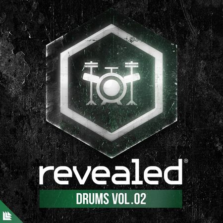Revealed Drums Vol. 2 WAV