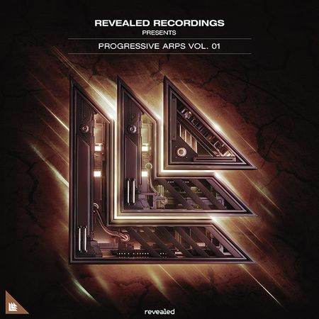 Revealed Progressive Arps Vol 1 WAV MIDI-SYNTHiC4TE