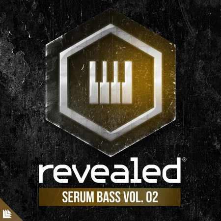 Revealed Serum Bass Vol. 2 For XFER RECORDS SERUM
