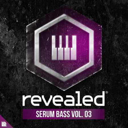 Revealed Serum Bass Vol. 3 For XFER RECORDS SERUM