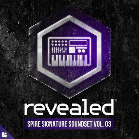 Revealed Spire Signature Soundset Vol 3 SPF-SYNTHiC4TE