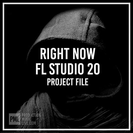 Right Now FL Studio Trap Template-FLARE