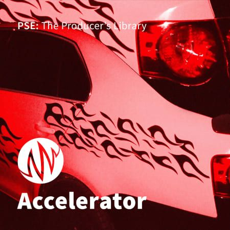The Producers Library Accelerator WAV-FLARE