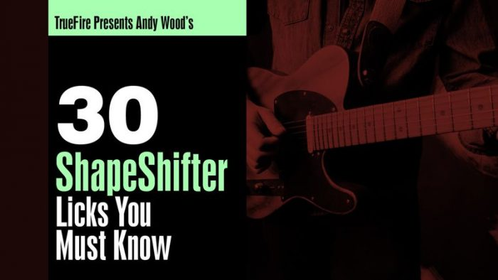 30 Shapeshifter Licks You MUST Know TUTORiAL