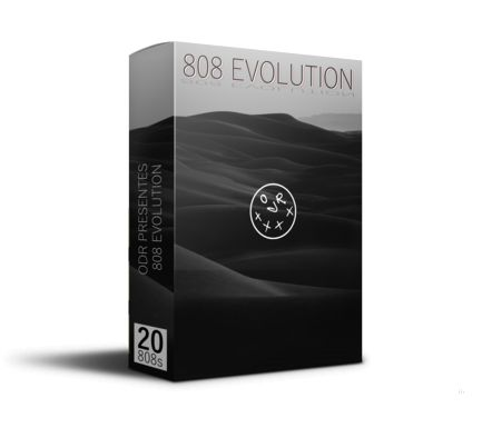 808 Evolution (808 Kit) WAV