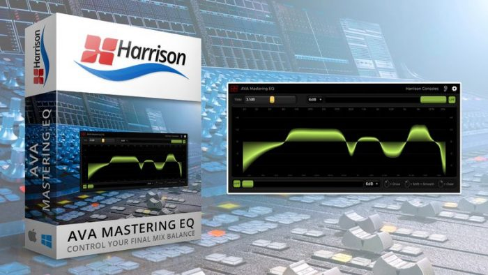 AVA Mastering EQ v3.0.1 Incl Patched and Keygen-R2R