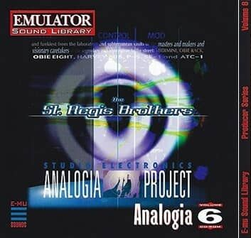 Analogia Project for Emulator X3