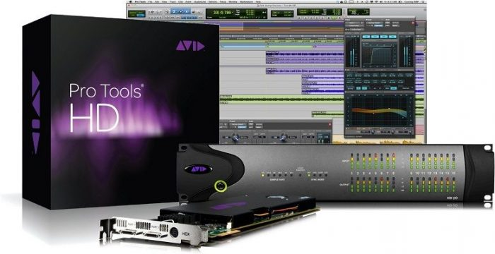 Avid Pro Tools HD v12.5.0.395 WIN X64 -AudioUTOPiA