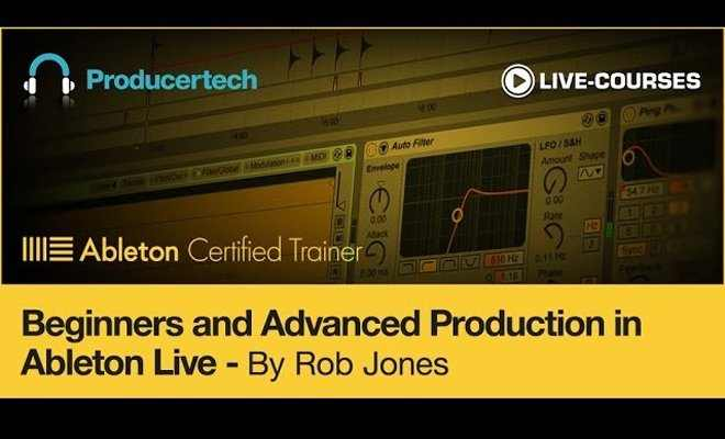 Beginners Complete Guide to Ableton Live TUTORiAL