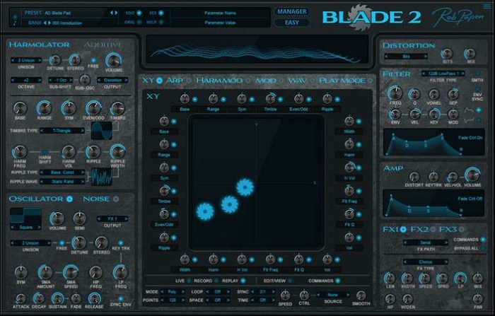 Blade2 v1.0.0a Incl Cracked and Keygen-R2R
