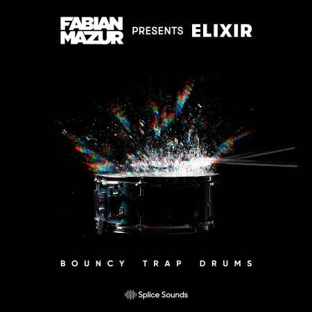 Bouncy Trap Drums WAV-FLARE