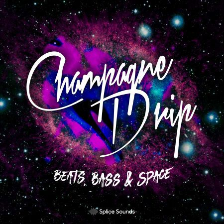 Champagne Drip Beats Bass & Space -FLARE