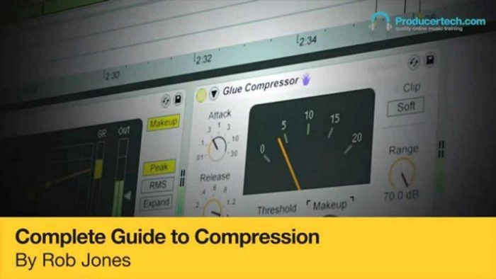 Complete Guide to Compression in Live TUTORiAL