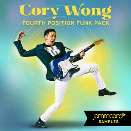 Cory Wong Fourth Position Funk WAV-FLARE