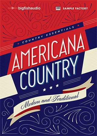 Country Essentials Americana Country MULTiFORMAT