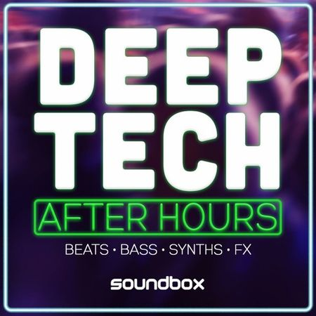 Deep Tech After Hours WAV REX-FANTASTiC
