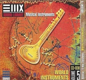 E-MU Vol 05 World Instruments for Emulator X3