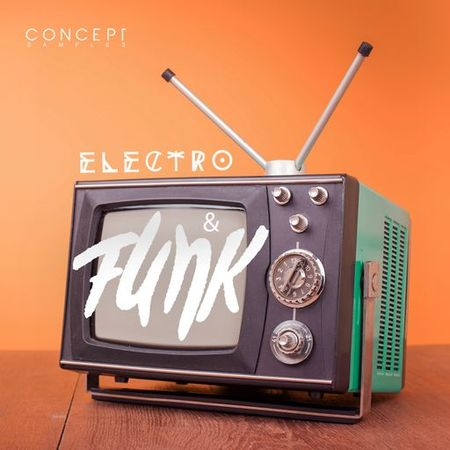 Electro And Funk WAV-FLARE