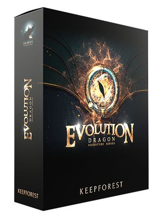 Evolution Dragon v1.3 WAV KONTAKT