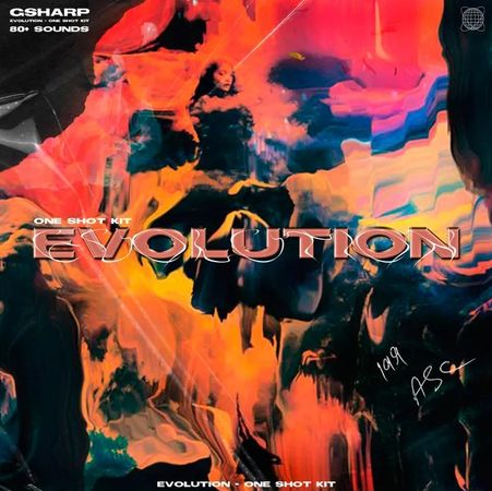 Evolution One Shot kit WAV