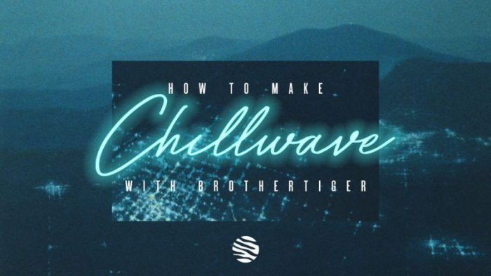 How To Make Chillwave TUTORiAL-SYNTHiC4TE