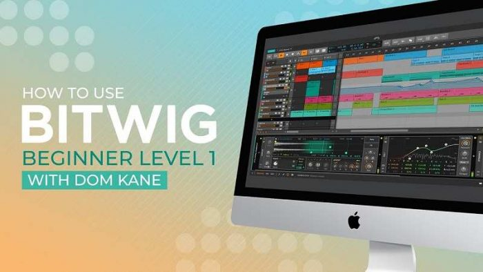 How To Use Bitwig Beginner Level 1 TUTORiAL-SYNTHiC4TE