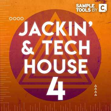 Jackin and Tech House 4 WAV MiDi
