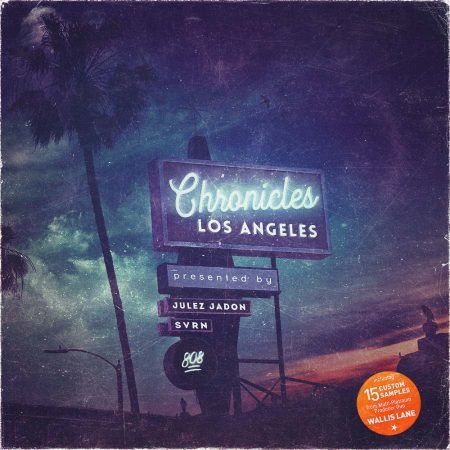 LA Chronicles Sample Pack WAV-FLARE