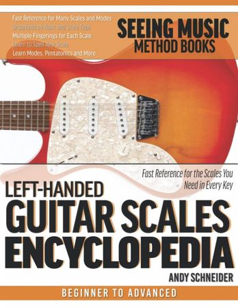 Left-Handed Guitar Scales Encyclopedia