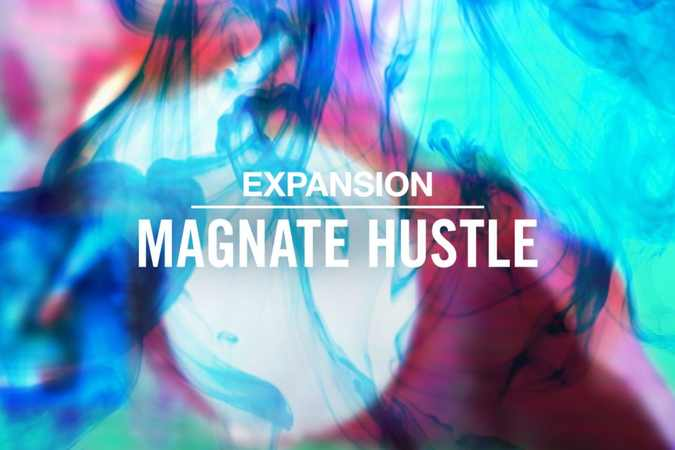 Magnate Hustle v2.0.1 Maschine Expansion