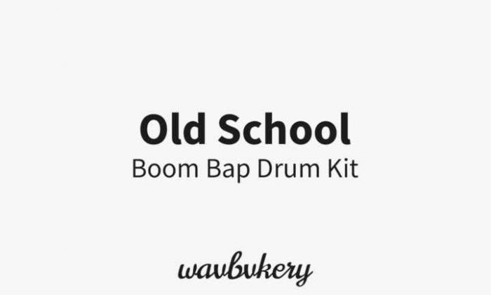 Old School Drum Kit Samples WAV FREE