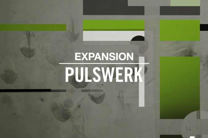 Pulswerk v2.0.2 Maschine Expansion