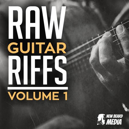 Raw Guitar Riffs Vol 1 WAV-FANTASTiC