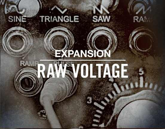 Raw Voltage v2.0.1 Maschine Expansion