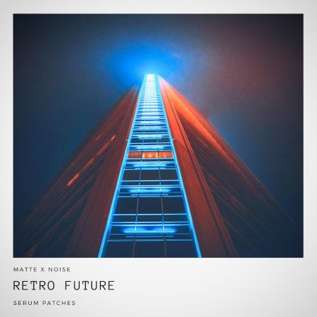 Retro Future For SERUM-FLARE
