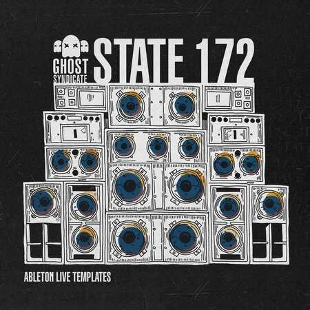 State 172, ABLETON LiVE, TEMPLATE, Audio, samples, presets, MAGESY, Magesy®, Magesy Pro, magesypro