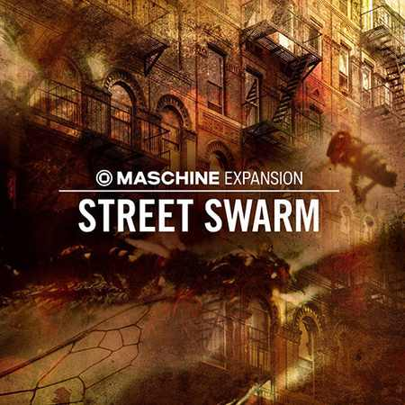Street Swarm v2.0.1 Maschine Expansion